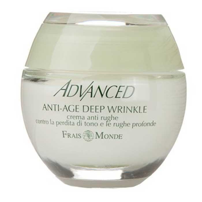 Антивозрастной крем для лица против глубоких морщин Advanced
