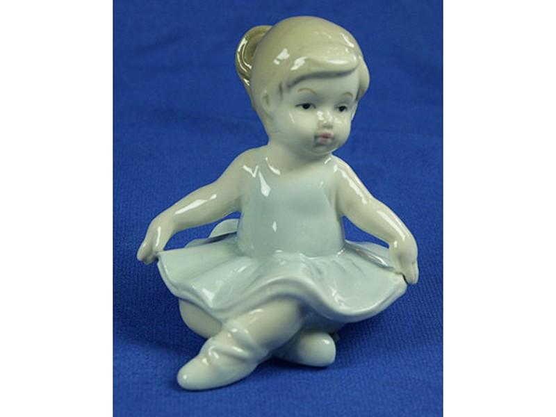 Фарфоровая статуэтка Балерина, вариант 5