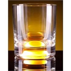 Желтый светящийся бокал GlasShine