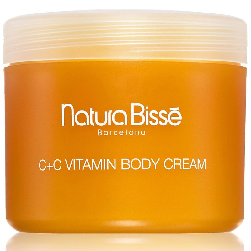 Крем с витаминами С+С для тела,1000 ml (Natura Bisse)