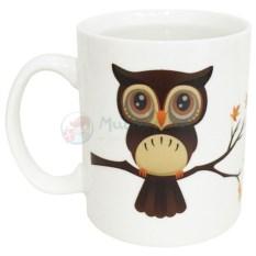 Термокружка Owl Magic Mug Сова