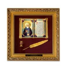 Религиозное панно Сергий Радонежский