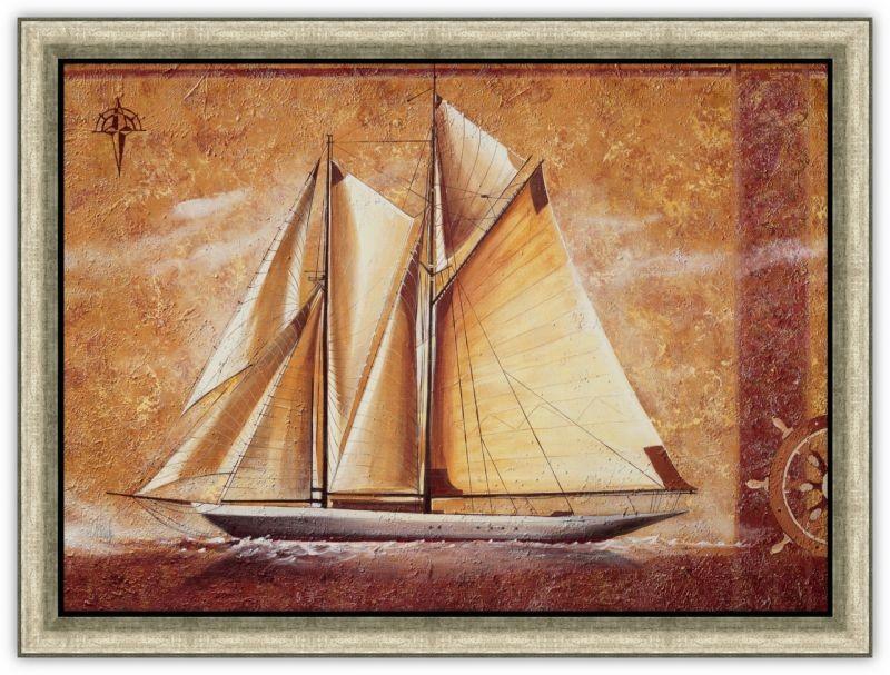Постер Наша надежда (корабль) (Вильям Ваилд)