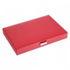 Шкатулка для драгоценностей LC Designs, цвет – красный
