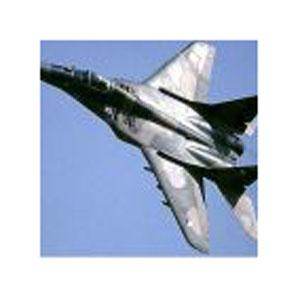 Полёт на «МИГ-29»