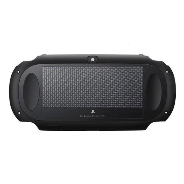Задняя панель + тачпад Sony PS Vita 3G/Wi-Fi (Черная)
