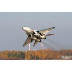 Подарочный сертификат Полет на истребителе МиГ-29