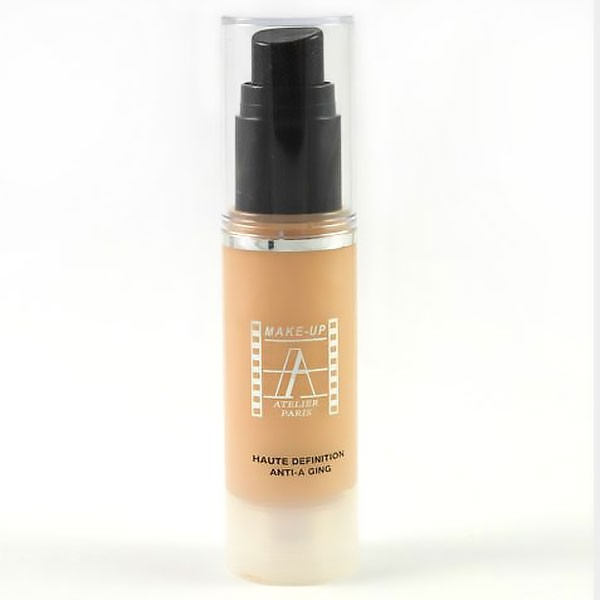 Тон-флюид Age Control Liquid Foundation (золотистый)