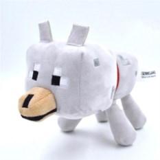 Мягкая игрушка Волк Майнкрафт