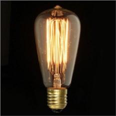 Ретро-лампочка Эдисона