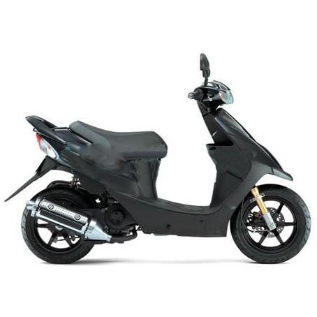 Скутер Suzuki ZZ