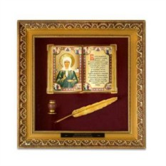 Православное панно Матрона