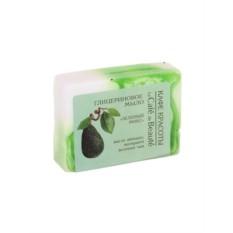 Твердое мыло Зеленый микс