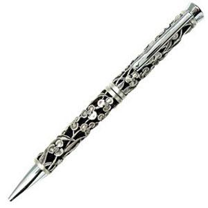 Ручка шариковая «Цветы»