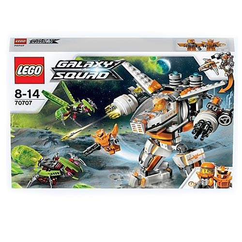 Конструктор LEGO Galaxy Squad Боевой Робот CLS-90