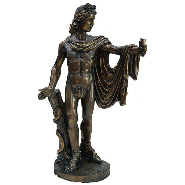 Статуэтка Греческий бог Солнца — Апполон