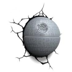 3D-светильник Star Wars Звезда Смерти