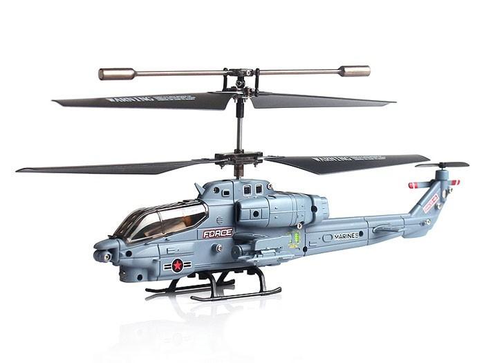 Радиоуправляемый вертолет Syma SYMA-S108G AH-1 Super Cobra