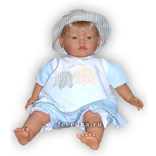 Кукла с мягконабивным телом