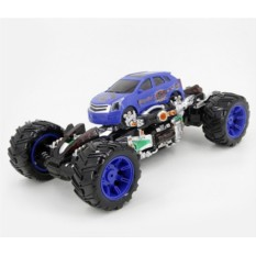 Радиоуправляемый автомобиль Каркадер (цвет - синий)