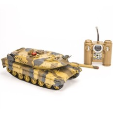 Радиоуправляемая модель танка HuanQi Leopard