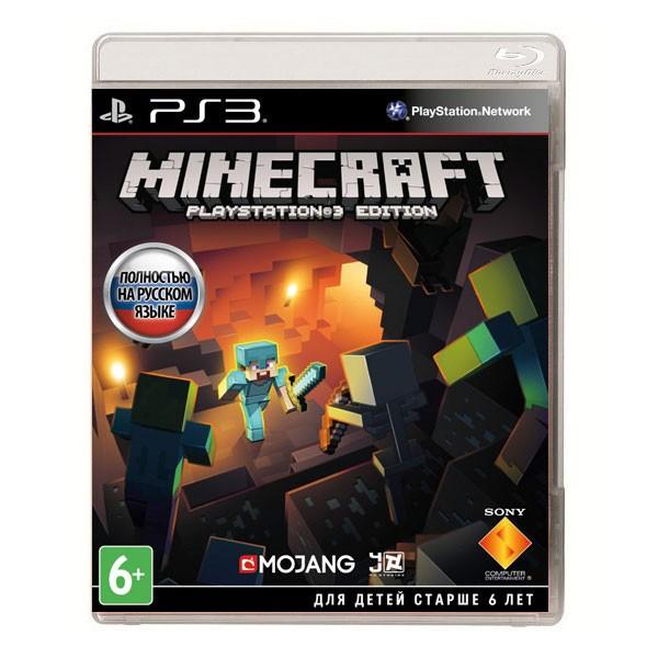 Игра Minecraft (PS3)