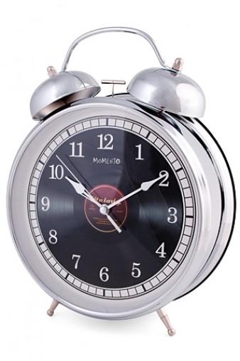 Настольные часы Пластинка
