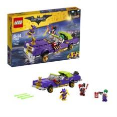 Конструктор Lego Movie Бэтмен: Лоурайдер Джокера