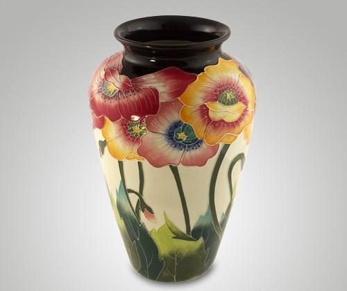 Керамическая ваза, 30 см