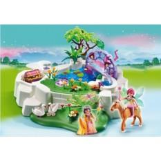 Конструктор Playmobil Princess Волшебное озеро