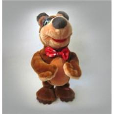 Озвученная игрушка Медведь Gangnam Style