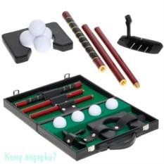 Игра «Мини-гольф»
