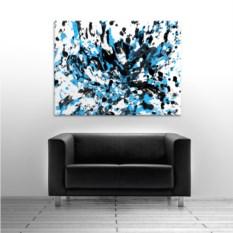 Набор для создания абстрактной картины Love as Art Raindrops