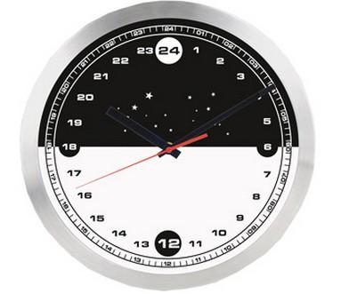 Часы настенные NightDay