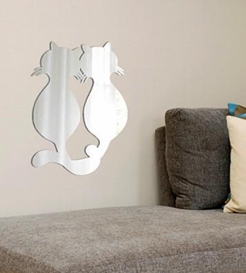 Декоративное зеркало Сладкая парочка