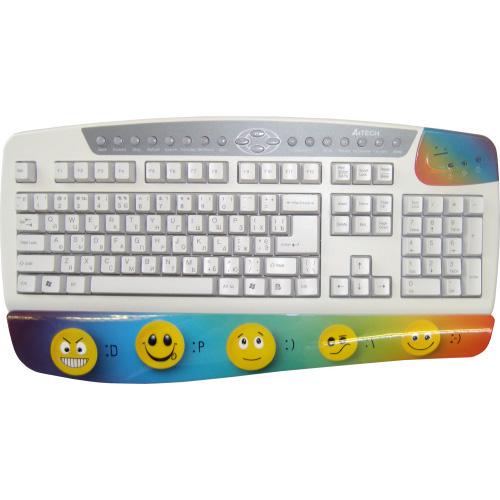 Клавиатура расписная «Смайлы»