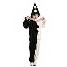 Карнавальный костюм Пьеро, 3-7 лет