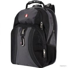 Черно-серый рюкзак Wenger Sport