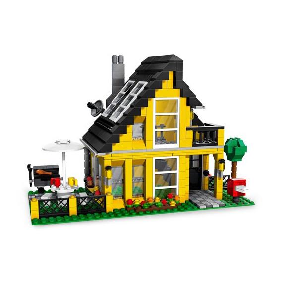 Набор Lego «Пляжный дом»