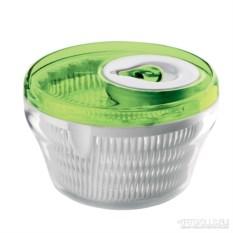 Сушилка для салата My kitchen зеленого цвета