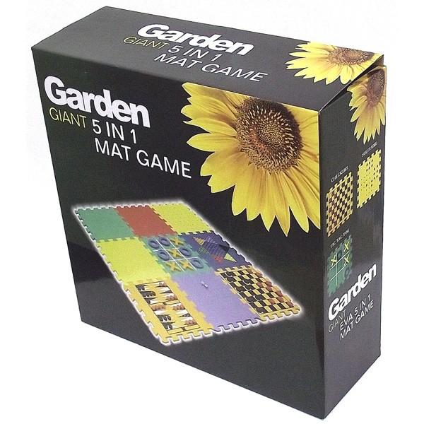 Игра Garden 5 в 1