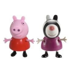 Игровой набор «Пеппа и Зои», Peppa Pig