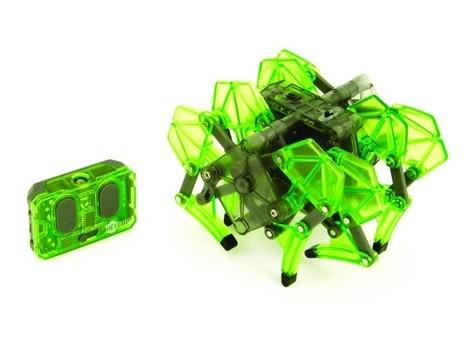 Микроробот Strandbeast, светло-зеленый