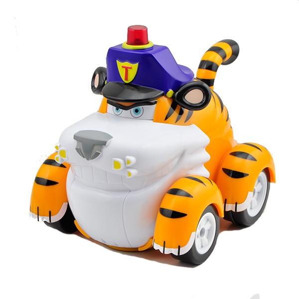 Инерционная машинка Vroomiz Мак Тигр