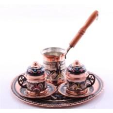 Кофейный набор с туркой Эксклюзив