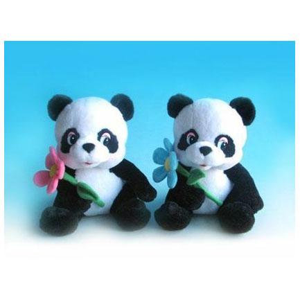 Панда музыкальная