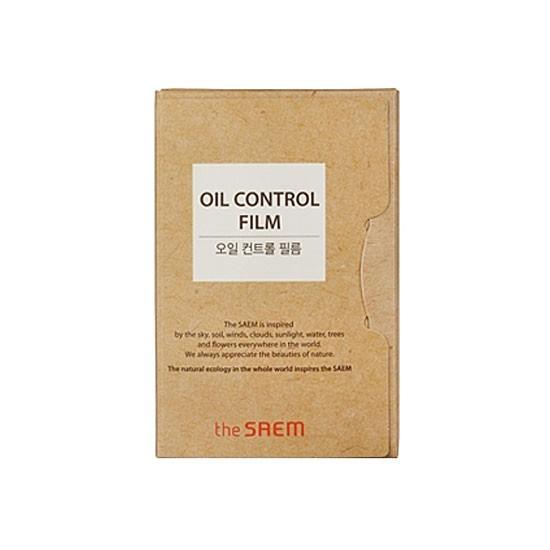 Матирующие салфетки Oil Control Film, 50 шт.
