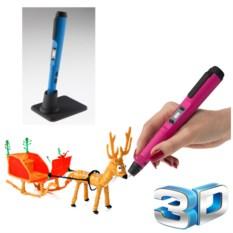 3D ручка с LCD дисплеем Feizerg