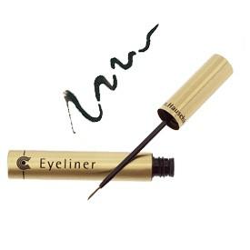 Жижкая подводка (чёрная) (eyeliner liquid schwarz) Dr.hauschka