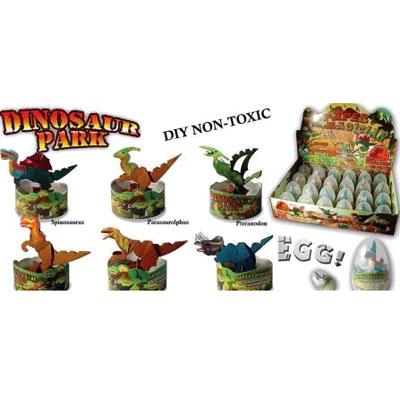 Волшебная Бумага «Динозавры»